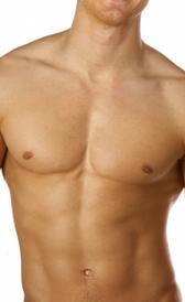 Reducción de pecho masculina